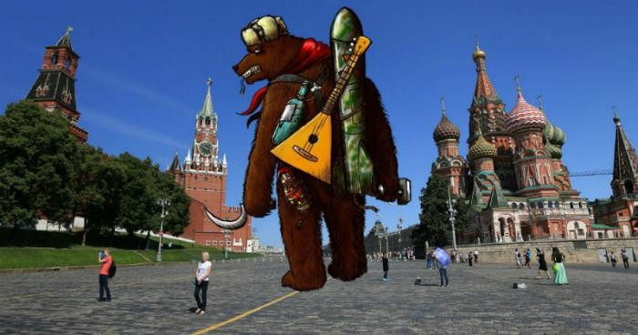 Ошибки туристов в Москве (6 фото)