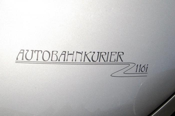 Isdera Autobahnkurier 116i: 16-цилиндровая полноприводная неоклассика (8 фото + 1 видео)
