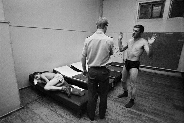 Как работали советские вытрезвители (11 фото)