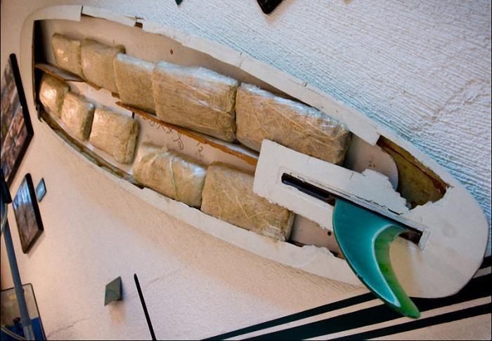 Как выглядит музей наркотиков в Мехико (10 фото)