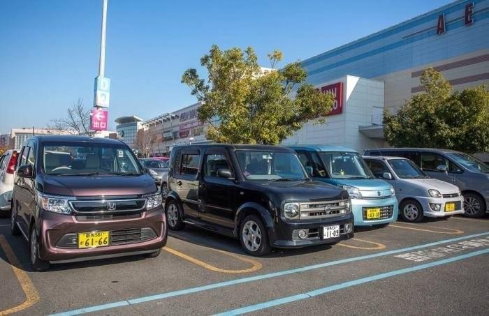 7 фактов о странных японских автомобилях, или На чем ездят сами японцы (9 фото)