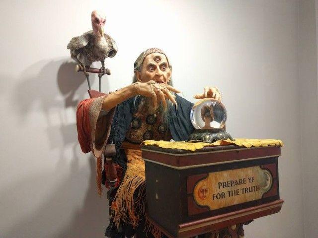 Уродливые скульптуры Тома Кюблера (13 фото)