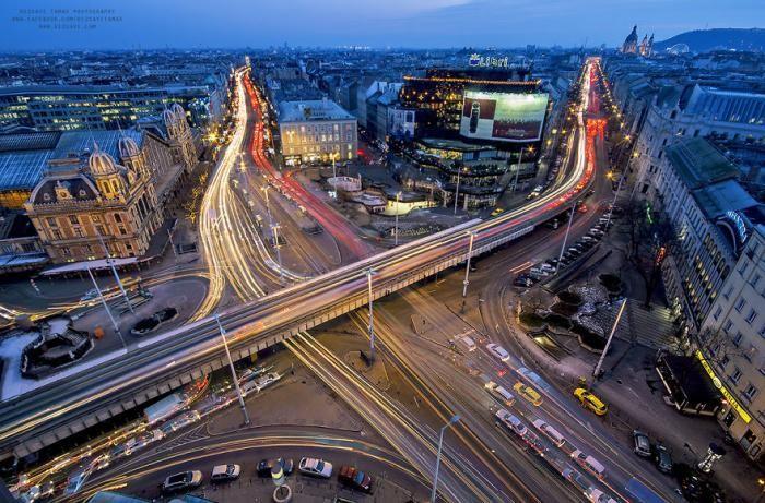 Потрясающие фотографии Будапешта (31 фото)