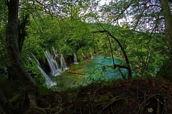 Плитвицкие озера. Хорватия (19 фото)