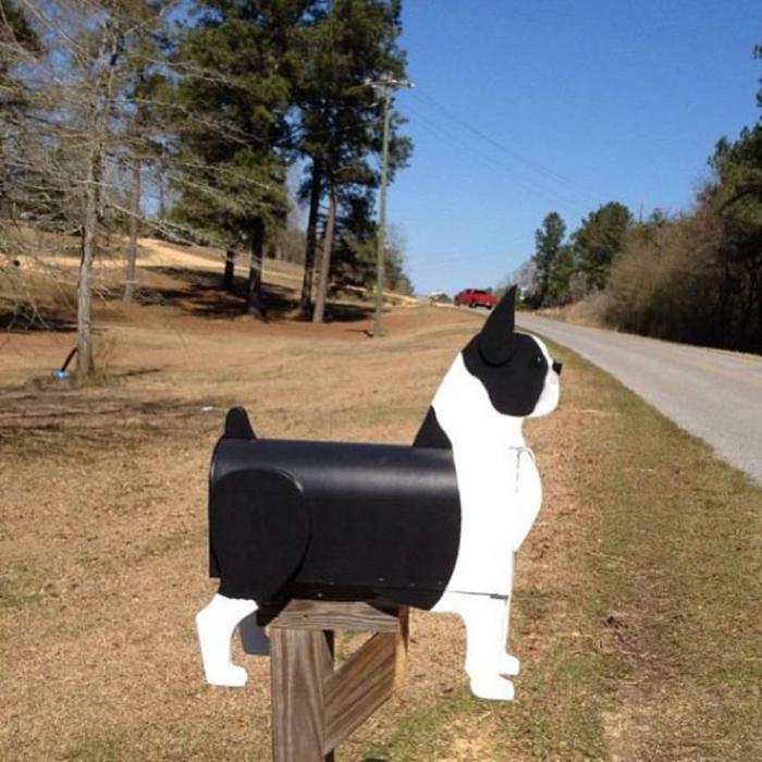 Вам письмо: необычные, странные и забавные почтовые ящики (17 фото)