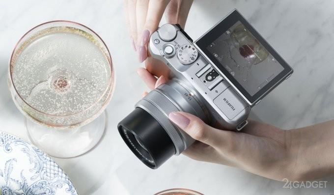 Fujifilm X-A5 — беззеркалка с фазовым автофокусом и 4K (8 фото + видео)
