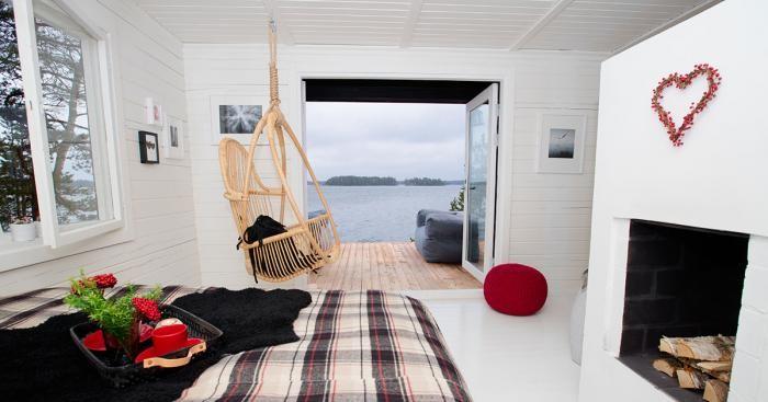 В Финляндии открывают остров для феминисток (9 фото)