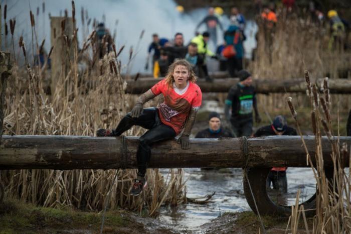 Экстремальные соревнования в Великобритании (21 фото)