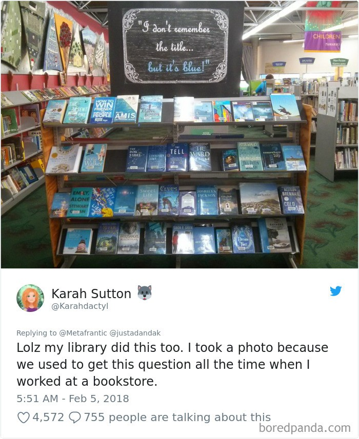 Библиотечный юмор (16 фото)