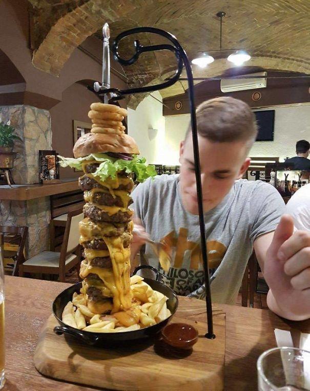 Без креатива при подаче блюд некуда (30 фото)