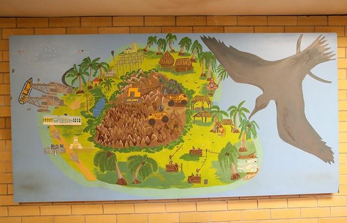 Печальная история острова Науру (11 фото)