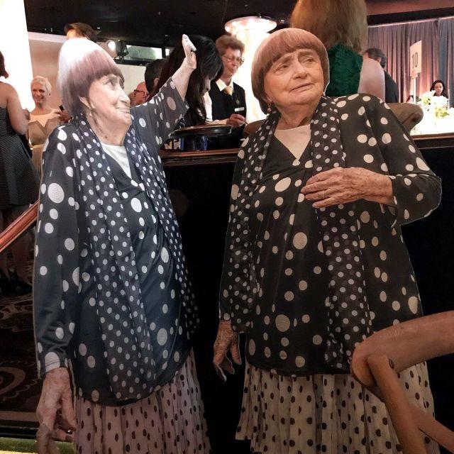 Встреча номинантов на «Оскар» (4 фото)