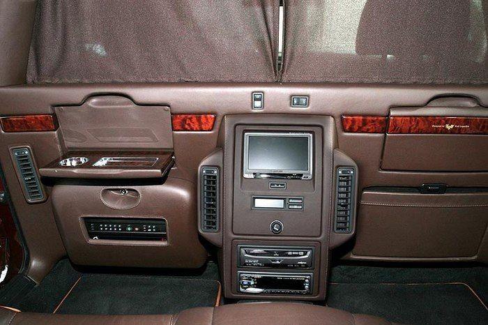 С участием модельера из Германии был создан самый роскошный BMW 7-Series (9 фото)