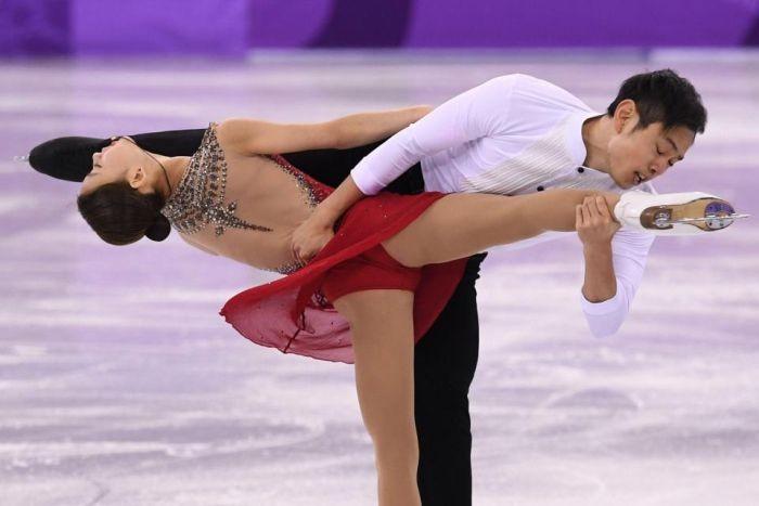 Неловкость по-олимпийски (13 фото)