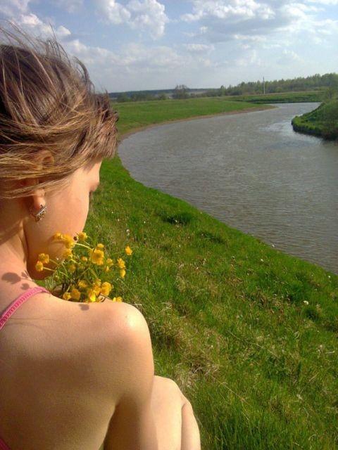 Лето в деревне - повод для счастья (43 фото)
