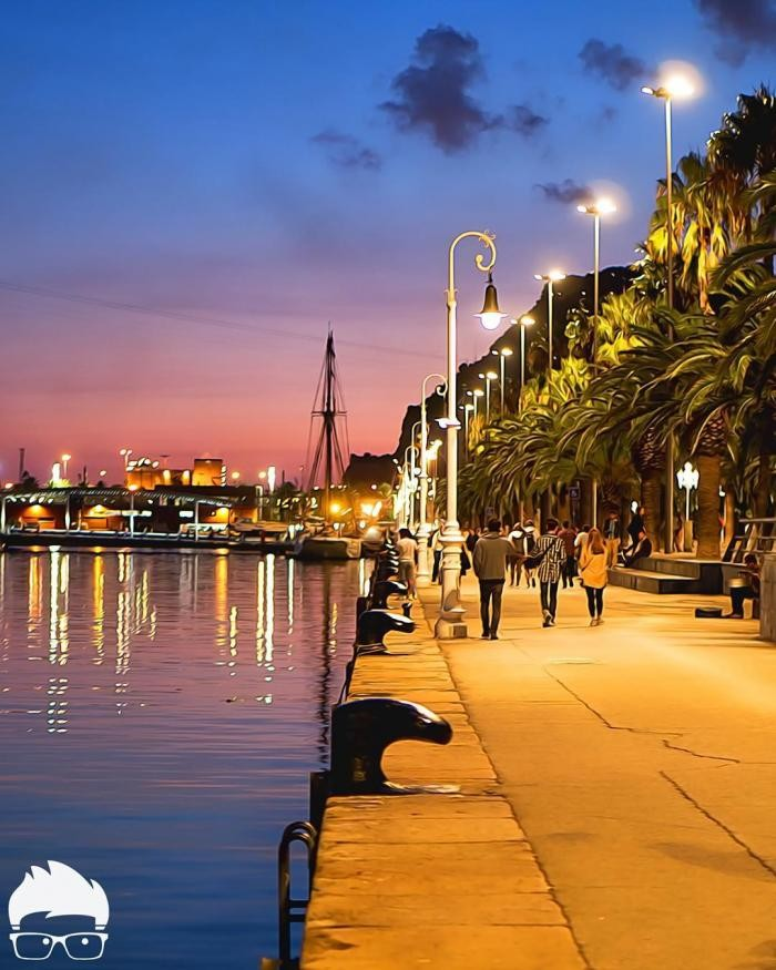 40 причин считать Барселону самым красивым городом мира (40 фото)