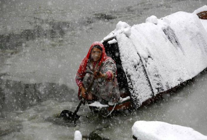 Любимая сказочная зима (51 фото)