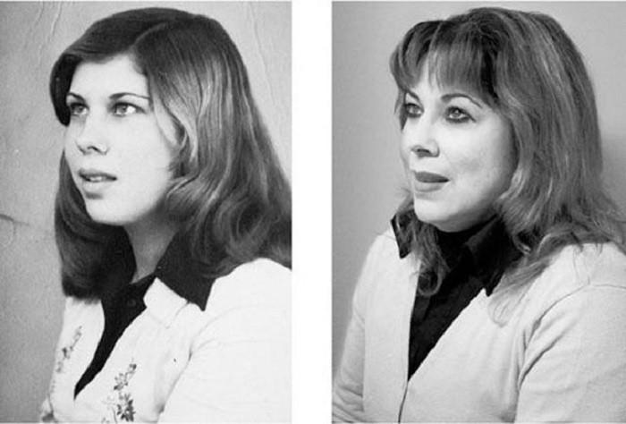 Взгляд через годы: портреты людей в юности и в зрелом возрасте (16 фото)
