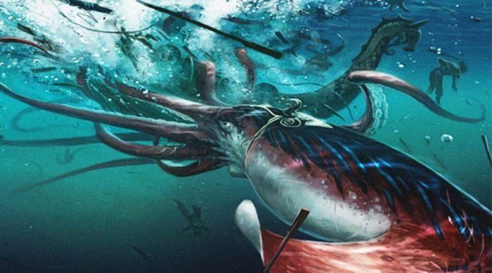 Неразгаданные тайны океана (6 фото)