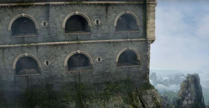 Фанаты игры престолов разработали проект плавучей тюрьмы (8 фото)