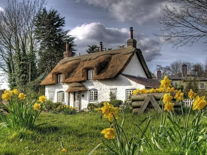 Прогулка по сказочному Девонширу (43 фото)