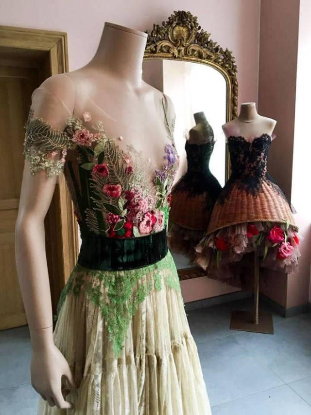 Дизайн одежды – тоже искусство (16 фото)