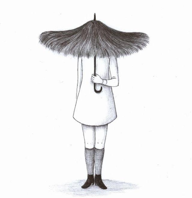 Перезагрузка сознания: о чем рисует Вирджиния Мори (18 фото)