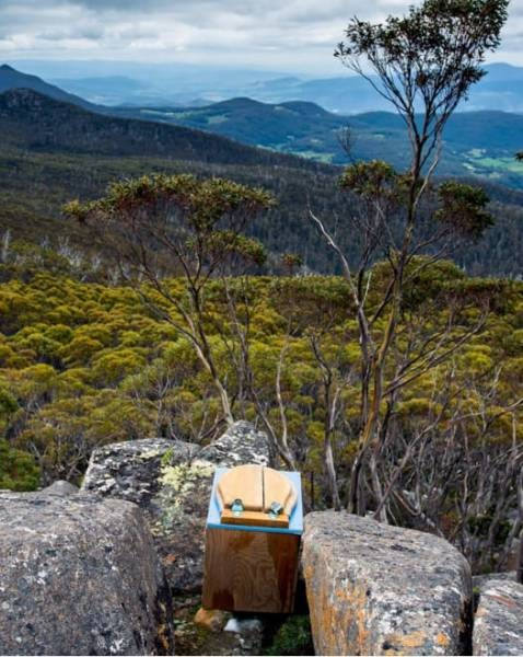 Клозет с открытым видом (25 фото)