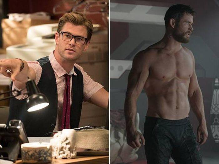 Чудеса трансформаций от Marvel (19 фото)