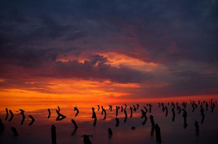 Красивейшие озёра России, которые надо увидеть каждому (5 фото)