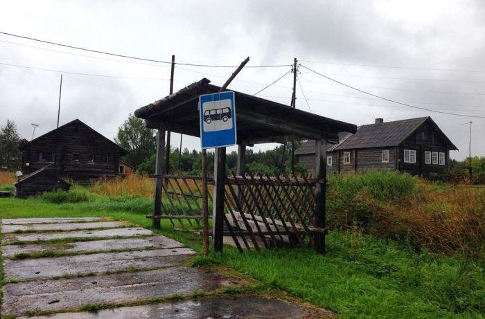«Самая красивая деревня России» в роли популярного туристического центра (21 фото)
