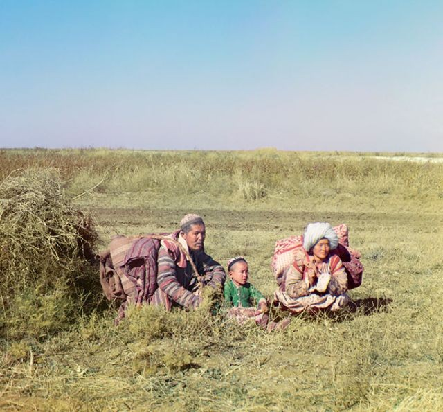 Следы былого: цветные снимки Российской империи начала 20-го века (24 фото)
