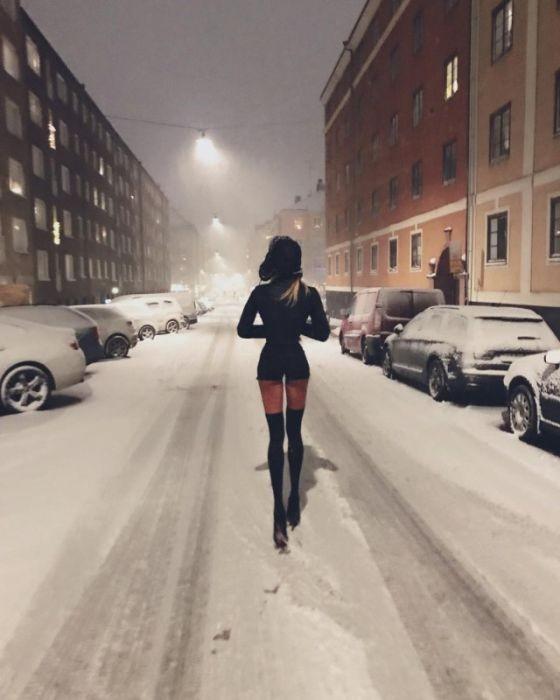 Ноги длиною в жизнь (17 фото)