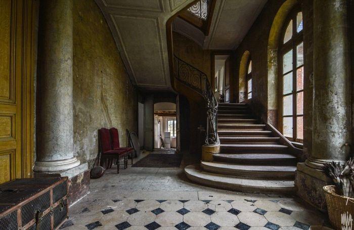 Удивительный замок во Франции (10 фото)