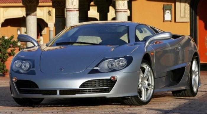 Роскошные арабские автомобили класса люкс (6 фото)