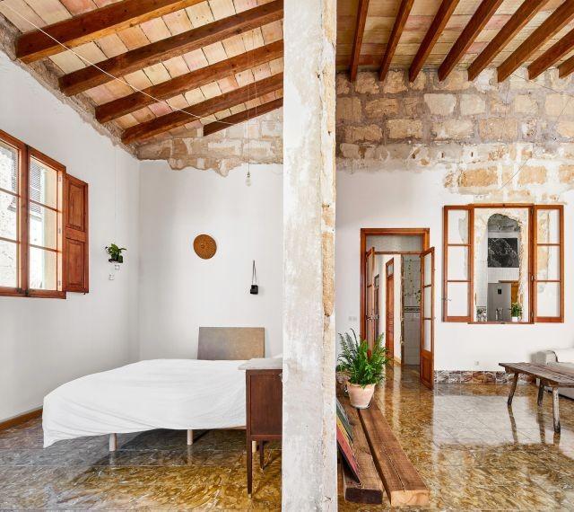 Вторая жизнь старых домов: реконструкции на Мальорке (11 фото)