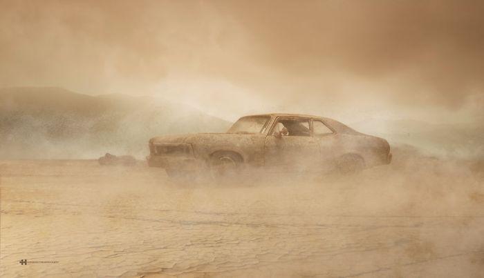 Фотографы умеют выкручиваться из сложных ситуаций (5 фото)