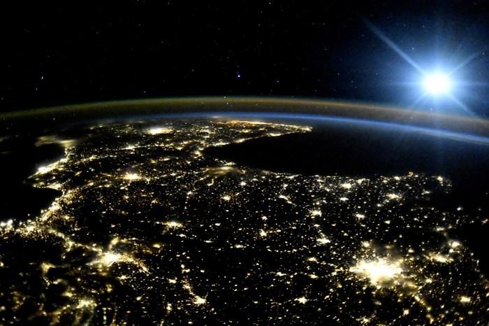 Уникальные снимки космонавта Сергея Рязанского (11 фото)