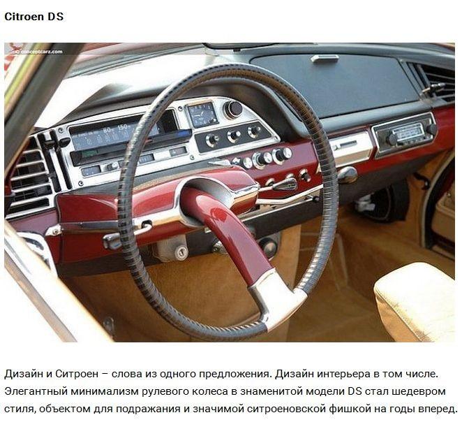 Эксперименты с рулевыми колесами от производителей (16 фото)
