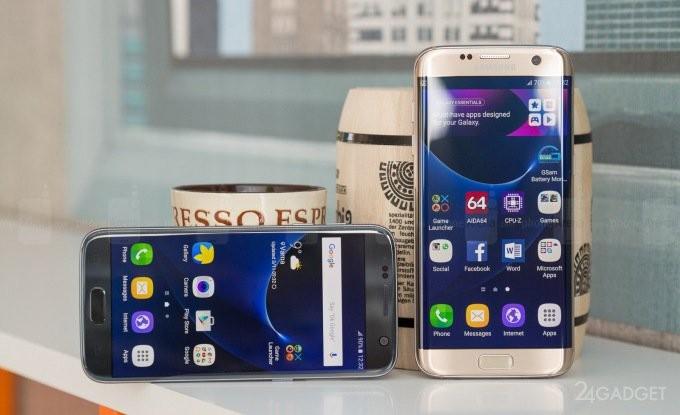 «Роскачество» назвало смартфоны с лучшей защитой от воды (9 фото)
