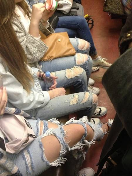 Современная мода: грустно и смешно (35 фото)