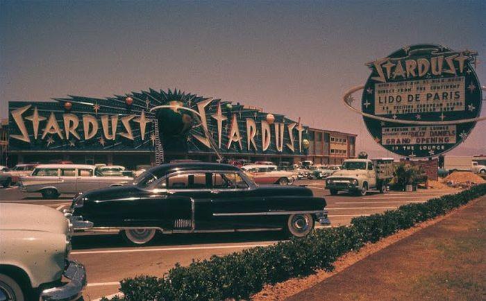 Вегас 1950-х годов (35 фото)