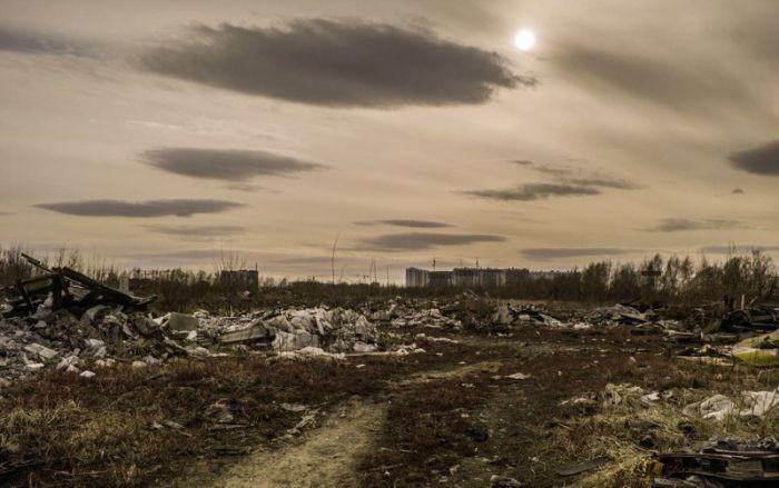 Не так ли выглядит наступление конца света? (30 фото)