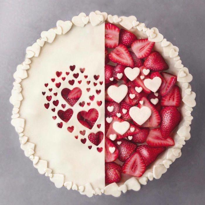 Потрясающе красивые десерты от 16-летнего вегана (30 фото)