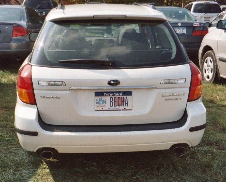 Забавные автомобильные номера наших иммигрантов в США и Канаде (27 фото)