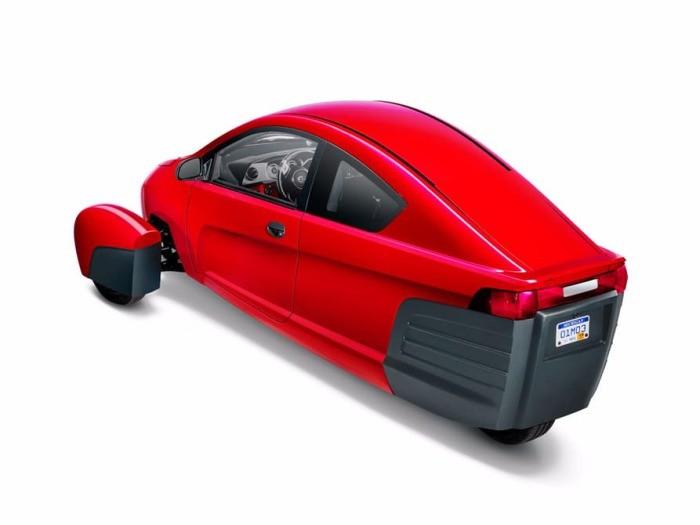 Самый экономичный автомобиль Elio готовится к выпуску (4 фото)