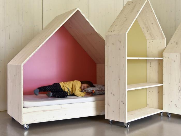 Детский сад в Германии (38 фото)