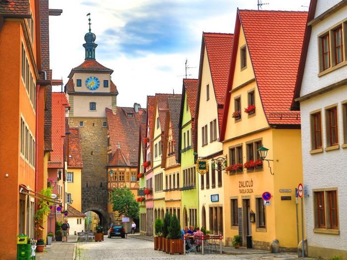 Что нужно увидеть в Германии (15 фото)