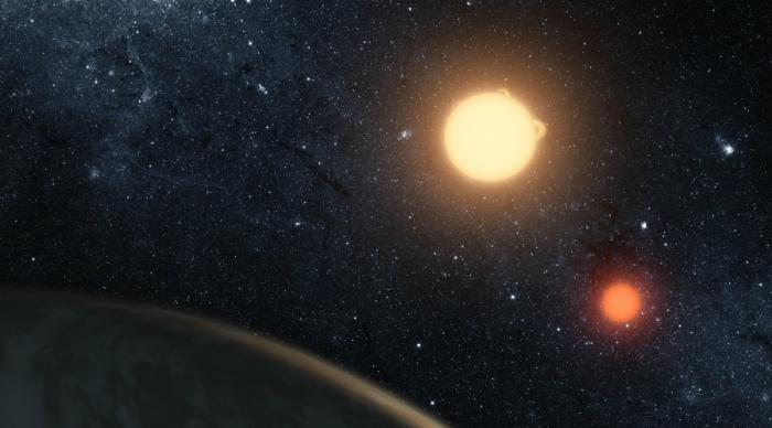Самые экстремальные для жизни планеты (7 фото)