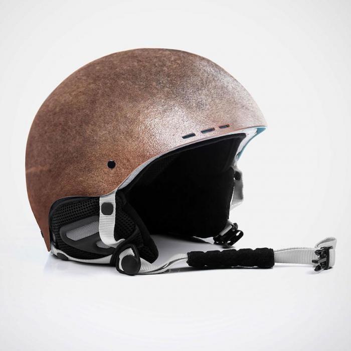 Шлем не для слабых (5 фото)